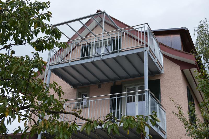 balkonbau hittnau schlosserarbeiten. Black Bedroom Furniture Sets. Home Design Ideas